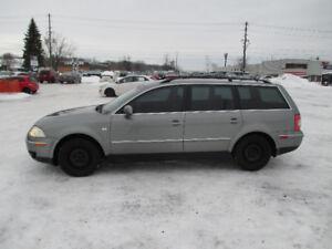 2004 Volkswagen Passat GLS Wagon