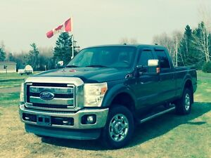 2012 Ford  F350 Lariat FX4 Super Duty Pickup Truck