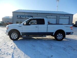 2009 Ford F-150 Lariat Ext Cab 6.5FT Box Leather 5.4L 4x4