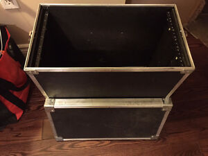 6RU Rack case in excellent condition