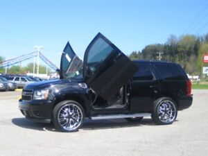 pick up truck lambo doors