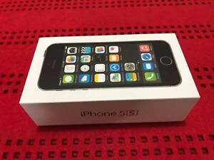 As New Iphone 5s Space Grey (Warranty+Receipt) Wiley Park Canterbury Area Preview