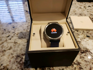 Huawei Watch, Used