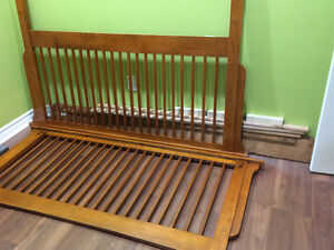 Two Queen size bed frames!