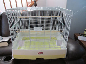 Large living world bird cage