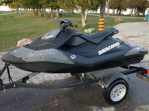 SeaDoo Spark 2up 900HO
