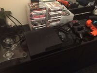 PLAYSTATION 3 FOR SALE - 41 GAMES - ACCESSORIES