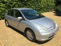 2003/03 Honda Civic 1.7i CTDi Imagine
