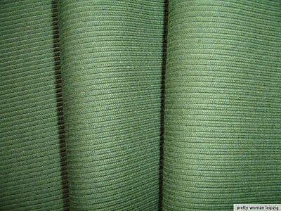 0,5 Lfm Strickstoff 4,69€/m²  oliv DJ6