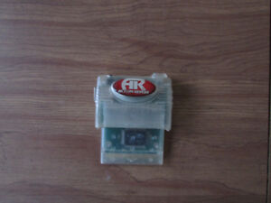 Action Replay for Gameboy Advance + Zelda Four Swords game