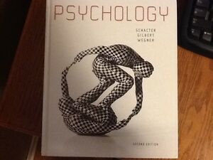 Psychology by Schacter, Gilbert and Wegner. U of S