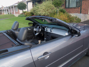 2007 Ford Mustang cuir Cabriolet