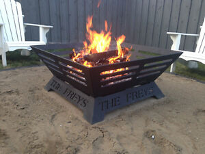 Custom Fire Pits from The Firepit Factory