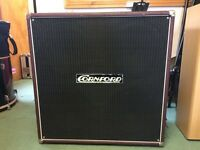 Cornford 4x12 Guitar Cab.