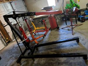 Engine Jack Stand/Hoist