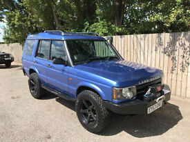 2003 53 Land Rover Discovery TD5 4X4 MANUAL OFF ROAD SET UP BIG SPEC STUNNING PX