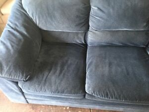Microfiber couch
