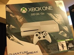 White XboxOne -For Sale