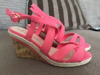 New look wedges brand new size 5