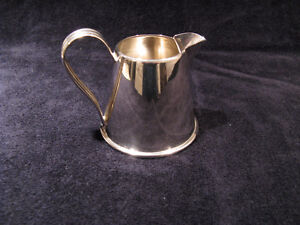 Silver plated smallcreamer or can be used for Maple Syrup etc Kitchener / Waterloo Kitchener Area image 1
