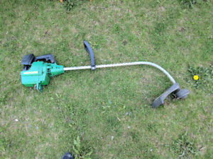 Weed Eater Gas Powered Trimmer