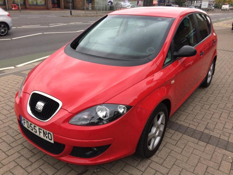 2005 Seat Altea 19tdi Reference In Leicester Leicestershire