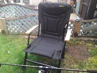 Wynchwood fishing chair