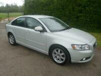 2012 Volvo S40 DRIVe [115] SE Lux Edition 4dr SALOON Diesel Manual