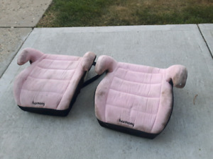 $10 for 2 Booster seats