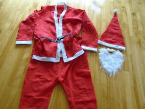 habit/costume de Père Noel small-medium