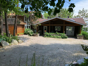 Lakefront / Waterfront home for sale in Sudbury, Ontario