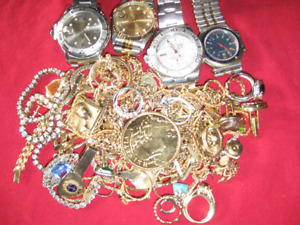 $$$$$__NOUS ACHETONS__WE BUY $$$_GOLD, L'OR, WATCHES, MONTRES $$