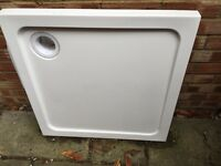 700 x 700mm shower tray