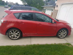 2010 Mazdaspeed3 Low KM