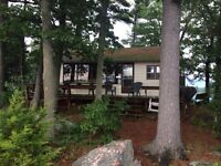 Private island 3 bedroom cottage- limited openings