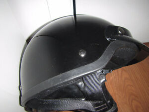 Casque de moto small