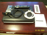 Pace HD TV Set-Top Box (with PVR Capability) Model DC758D