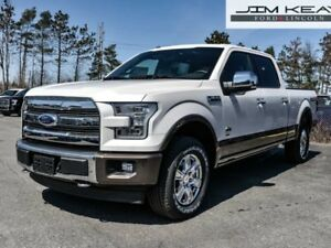 2017 Ford F-150 King Ranch  - Leather Seats - Sunroof - $211.67