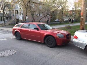 Dodge magnum 2.7L 2006