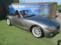 2003 BMW Z4 2.5 i Roadster 2dr
