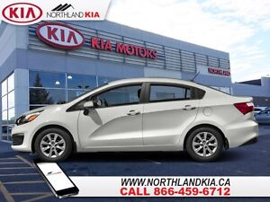 2017 Kia Rio LX - Payments just $42/week  - Low Mileage