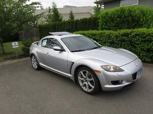 2007 Mazda RX-8 Speed  GT Sedan