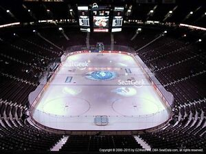 Vancouver Canucks Tickets **4 in a row** Awesome View!!