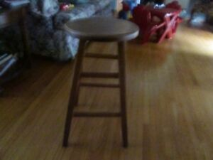 old stool 15.