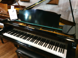 C bechstein model s baby grand piano black for sale