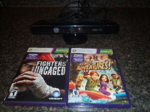 6 Xbox 360 Accessory Packages with Games