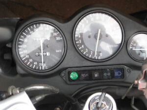 1996 yamaha yzf-600 gauges