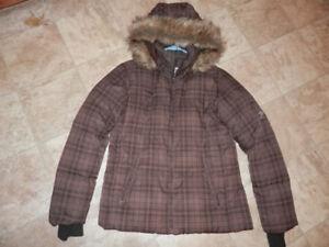 Winter jackets & coats (Columbia, Eddie Bauer, London Fog...)