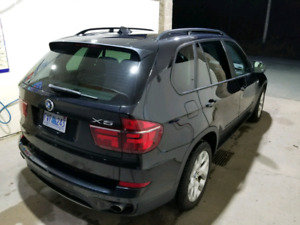 2011 bmw x5 with 3 years left warranty