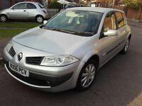Renault megane 2.0 16v 5 door 2006